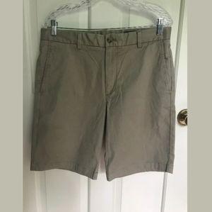 VINEYARD VINES Breaker Shorts Size 33 Tan Khaki
